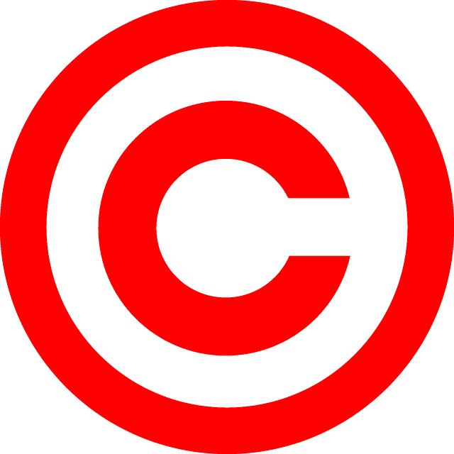 červené C v kroužku