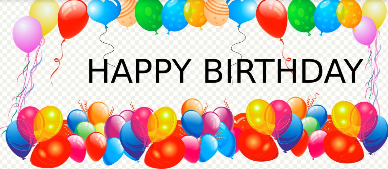 oslava narozeni