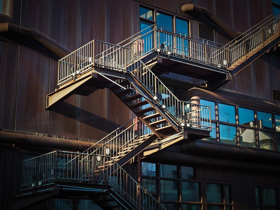 venkovní schody